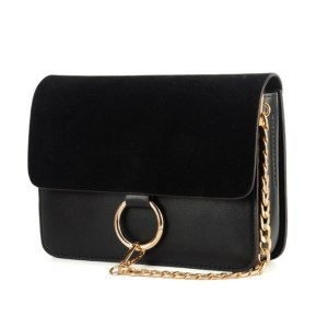 Muotilaukku-musta