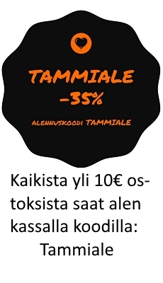 Tammiale -35%