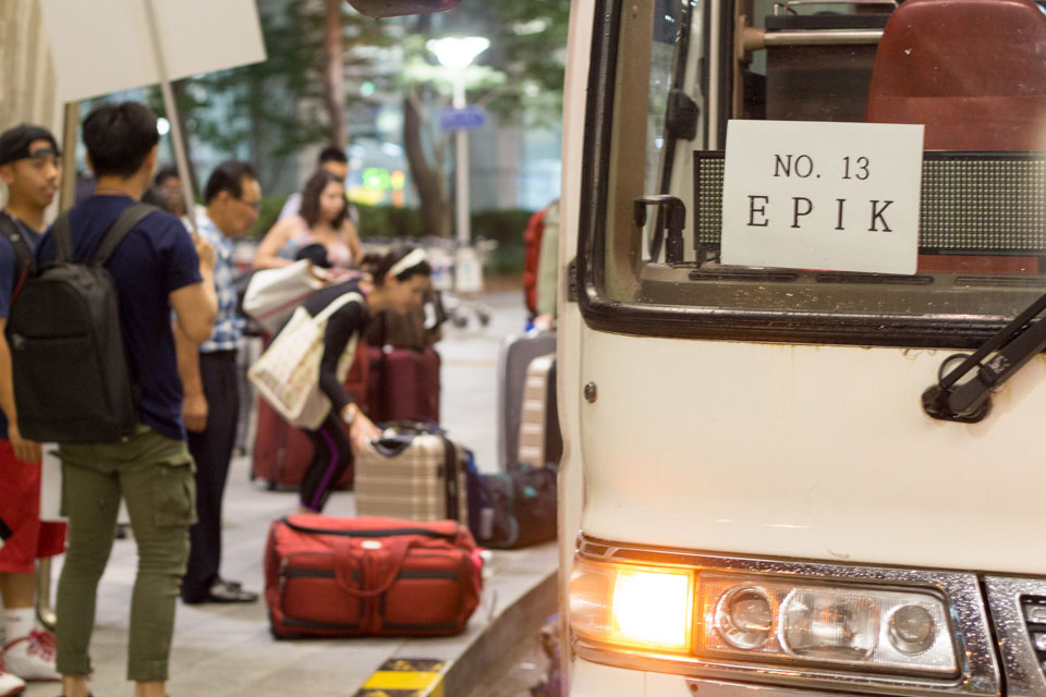EPIK Program Airport Arrival