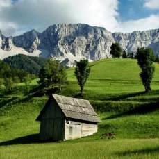 Über schöne Wanderwege zum Koschutahaus - © Johann Jaritz - Gemeinde Zell - Sele