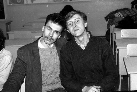 Я и Эдуард Ищутинов