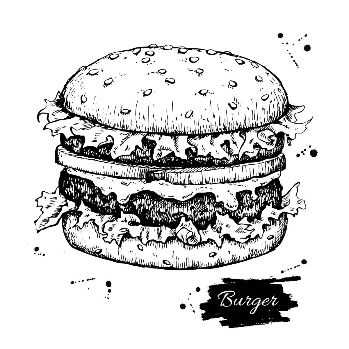 Six 3 Ingre Nt Burger Recipes