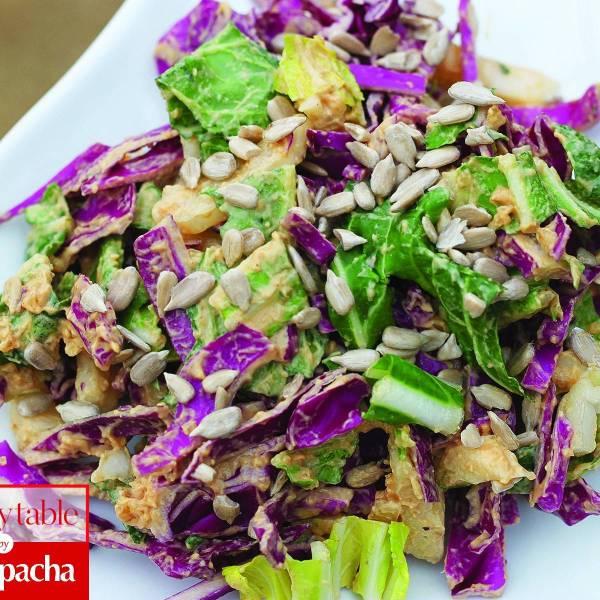 Thaistyle Bok Choy Cabbage Salad Recipes Koshercom