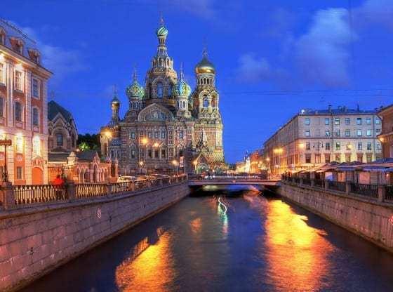 Russia and Baltic Kosher Cruises
