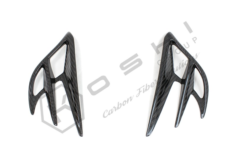 carbon fiber 4c rear extreme air extractor