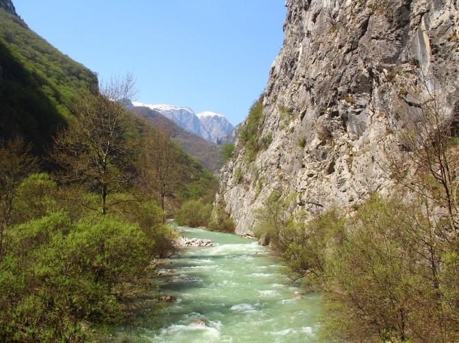 Rugova valley kosovo kosibc