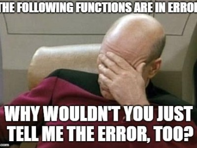 """Fixing """"The following functions are in error: Object reference not set to an instance of an object."""" error in Azure Functions"""
