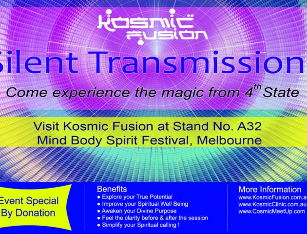 Mind Body Spirit Festival November 2014 Melbourne Kosmic Fusion Australia