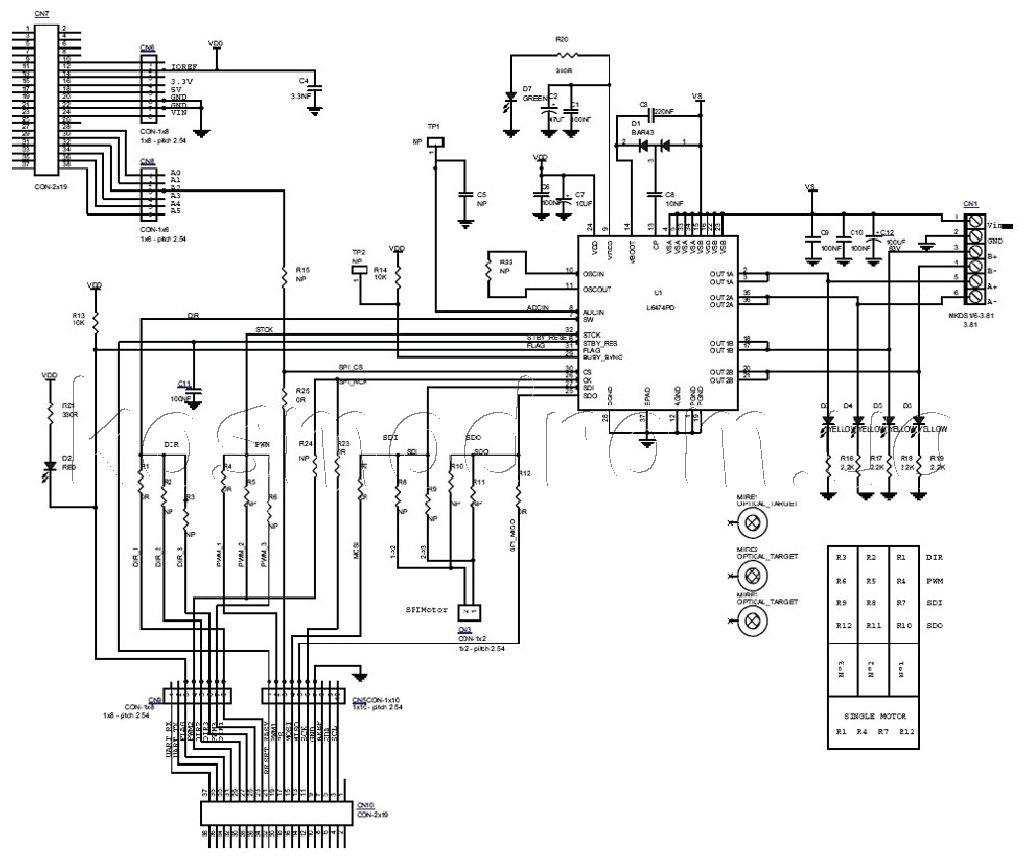 X Nucleo Ihm01a1