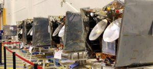 Výrobní linka družic OneWeb se nachází na Floridě