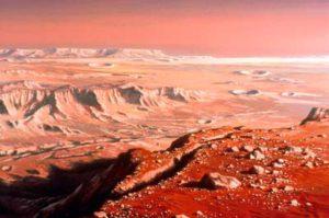 Valles Marineris