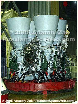 Motor RD-170