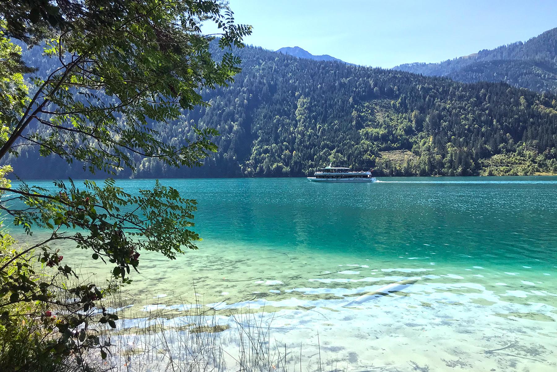 Die besten Tipps für den Weißensee