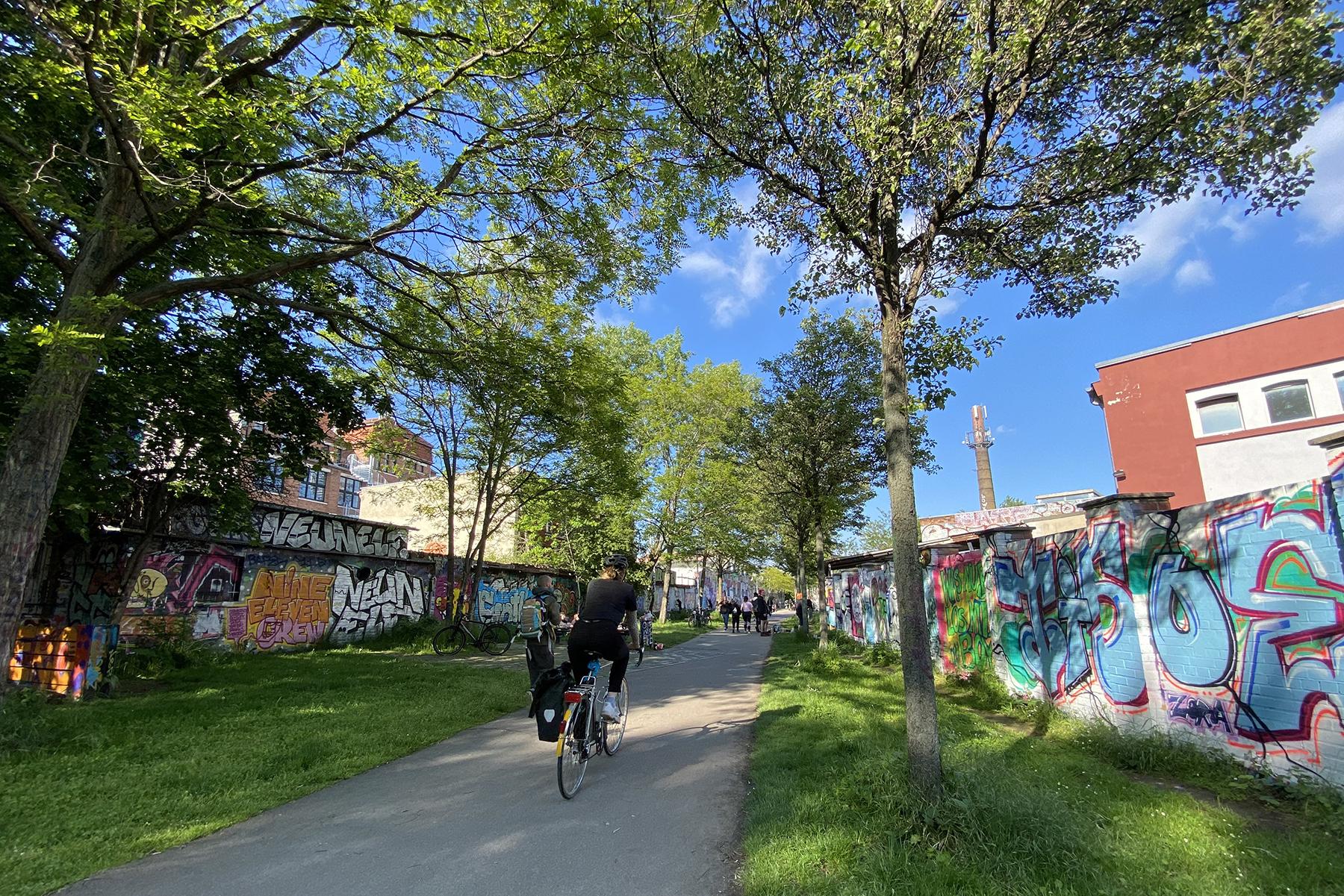 Radfahren in Leipzig: Radtour zum Cospudener See im Leipziger Neuseenland