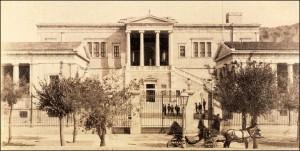 Το Εθνικό Μετσόβιο Πολυτεχνείο το 1900