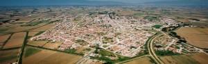 Αεροφωτογραφία της Ηράκλειας Σερρών