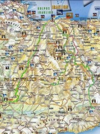 Wine Roads in Crete
