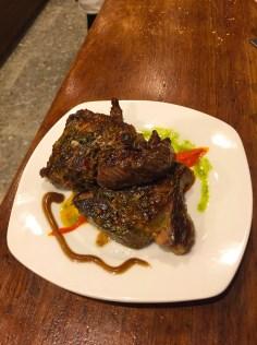 Ribeye-Steak, 45 Tage gereift