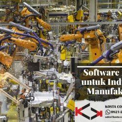 Software ERP untuk Industri Manufaktur, software erp manufaktur, erp software manufacturing, software perencanaan produksi, software manufacturing process