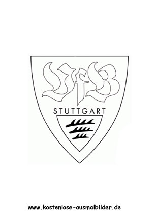 vfb logo malvorlage coloring and