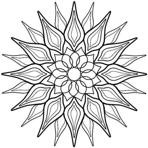Mandalas für erwachsene 2020, blumen mandala malbuch achtsamkeit & stressabbau: Malvorlagen Ausmalbilder Blumen Mandala Malvorlagen Mandala Zum Ausmalen