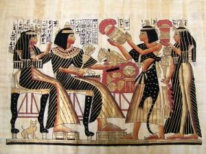 egypt oděv 1