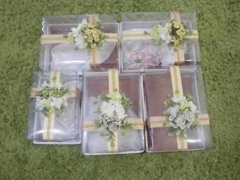harga paket parcel kosmetik kotak seserahan pernikahan akrilik