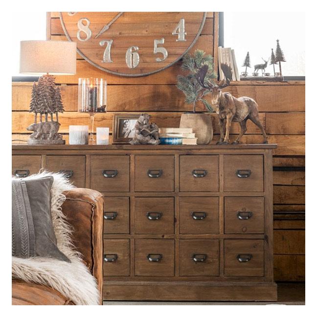 cabinet de rangement bois kotecaz