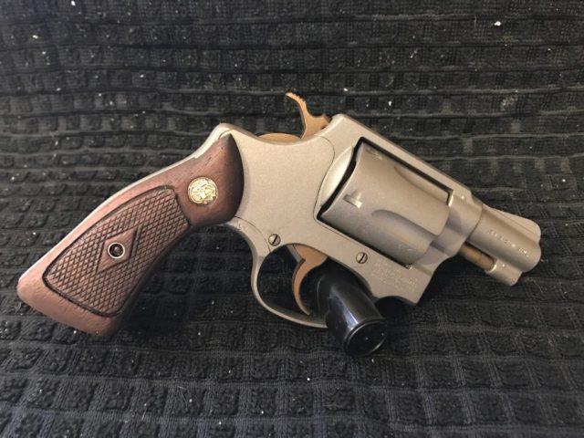 Cerakoted S&W Model 36