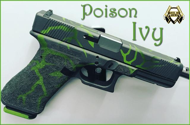 Poison Ivy Glock 17