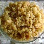Aval-Nanachathu-Sweetened Beaten Rice Flakes|kothiyavunu.com