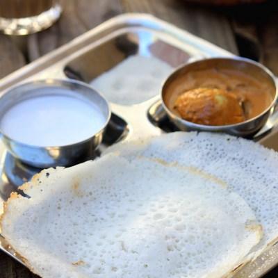Kerala Appam -Palappam Recipe-How to make Appam