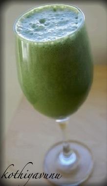 Avocado Milk Shake Recipe