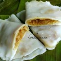 Ela Ada Recipe | Ila Ada Recipe | Vazhayila Ada Recipe | Steamed Rice Parcel in Banana Leaf
