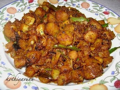Spicy Scallop Fry /Indian Style Scallop Fry