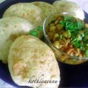 Bhatura /Puffed Fried Bread