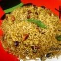 Puliyodharai /Tamarind Rice