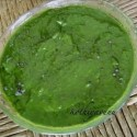 Spinach/Palak Chutney