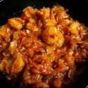 Chemmeen Thakkali Varattiyathu / Prawns/Shrimp Tomato Stir Fry