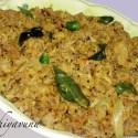 Choora Meen Thoran-Tuna Thoran Recipe