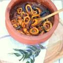 Nadan Koonthal-Kanava Roast Recipe  Kerala Spicy Squid Roast