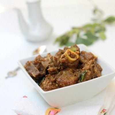 Mutton Chops Recipe – Kerala Style