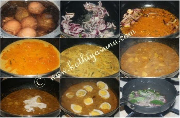 Egg Potato Curry -Kerala Style Egg-Mutta Curry|kothiyavunu.com