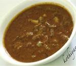 Ulli-Onion Theeyal |kothiyavunu.com