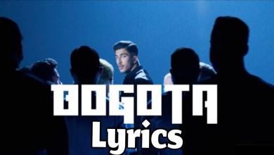 Photo of MERO – Bogota Lyrics