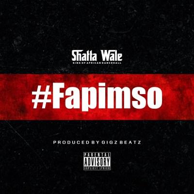Shatta Wale – Fapimso Lyrics