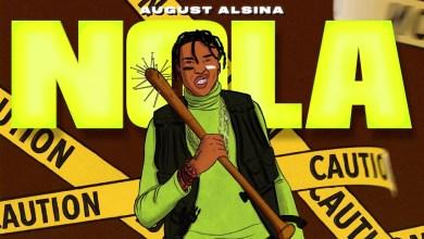Photo of August Alsina – NOLA Lyrics