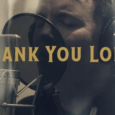 Chris Tomlin - Thank You Lord Lyrics