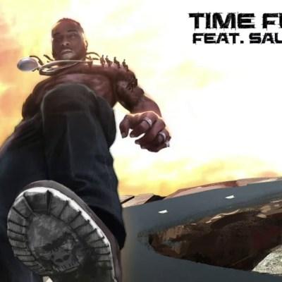 Burna Ft Sauti Sol - Time Flies Lyrics