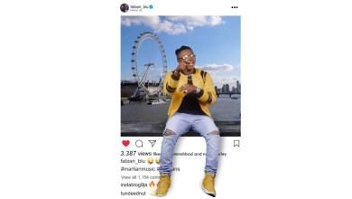 Photo of Fabian Blu Ft Naira Marley & Mohbad – Instagram lyrics